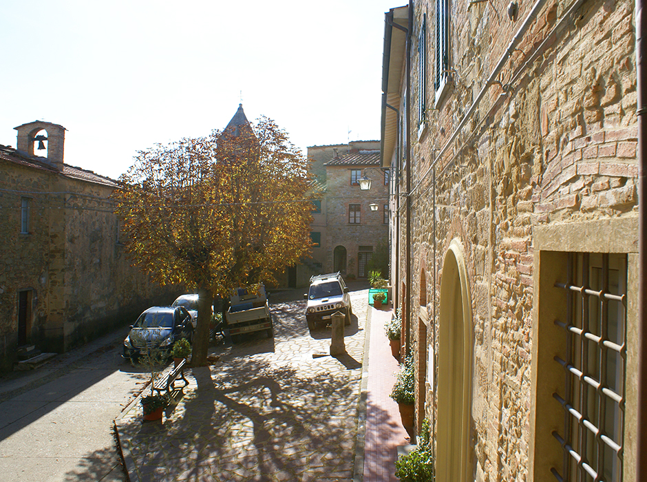 lovely apartment for sale in Rivalto, Tuscany